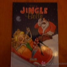 Cómics: JINGLE BELL - DOLMEN EDITORIAL - TAPAS DURAS. Lote 39122884