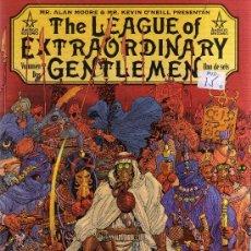 Cómics: THE LEAGUE OF EXTRAORDINARY GENTLEMEN (COLECCIÓN COMPLETA, 6 EJEMPLARES) - CJ167. Lote 39174273
