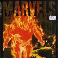 Cómics: MARVELS (FORUM, COLECCIÓN COMPLETA 4 EJEMPLARES). Lote 39176247