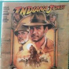 Cómics: INDIANA JONES LA ULTIMA CRUZADA. Lote 39201802