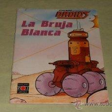 Cómics: STAR WARS - DROIDS - LA BRUJA BLANCA / PLAZA JOVEN AÑO 1986 - RARO. Lote 39210633