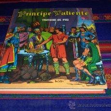 Cómics: PRÍNCIPE VALIENTE TOMO II. BURU LAN 1972. DIFÍCIL!!!!!!!!!!!!!!. Lote 39214676