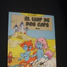 Cómics: ELS CENTAURES - Nº 2 - EL LLOP DE DOS CAPS - BARCANOVA - - EN CATALÀ - . Lote 39219439