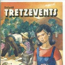 Cómics: TRETZEVENTS - 335. Lote 39334678