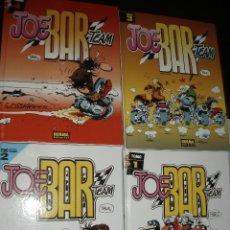 Cómics: JOE BAR 4 COMICS NORMA TAPA DURA. Lote 39374773