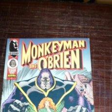 Cómics: MONKEYMAN O'BRIEN, ARTHUR ADAMS, NORMA ED. Lote 39417592