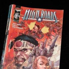 Cómics: HIGH ROADS 4 WORLD COMICS PLANETA. Lote 39426785