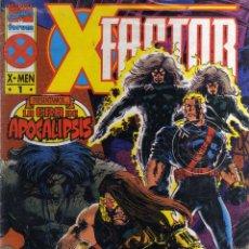 Cómics: X-FACTOR (LA ERA DE APOCALIPSIS, FORUM) COLECCIÓN COMPLETA 4 EJEMPLARES. Lote 39437626