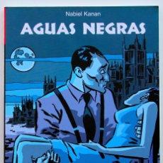 Cómics: AGUAS NEGRAS, NABIEL KANAN. DIBBUKS. Lote 39445305