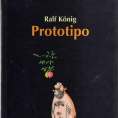 Cómics: PROTOTIPO - RALF KONIG. Lote 39509396