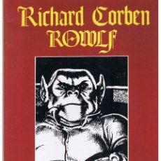 Cómics: ROWLF. RICHARD CORBEN. ESPECIAL STAR BOOKS PRODUCCIONES EDITORIALES 1980.(C/A9). Lote 39511173