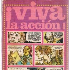 Cómics: ¡VIVA LA ACCION!. LIBROS INFANTILES ESCO. Lote 39569439