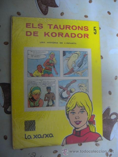 ELS TAUROS DE KORADOR DE LA XARXA Nº 5 (Tebeos y Comics - Comics otras Editoriales Actuales)