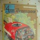 Cómics: LOS 4 ASES Y EL AERODESLIZADOR D OIKOS-TAU. Lote 39592845