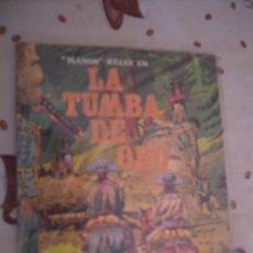 Cómics: LA TUMBA DE ORO TRINCA 24 MBE. Lote 39606438