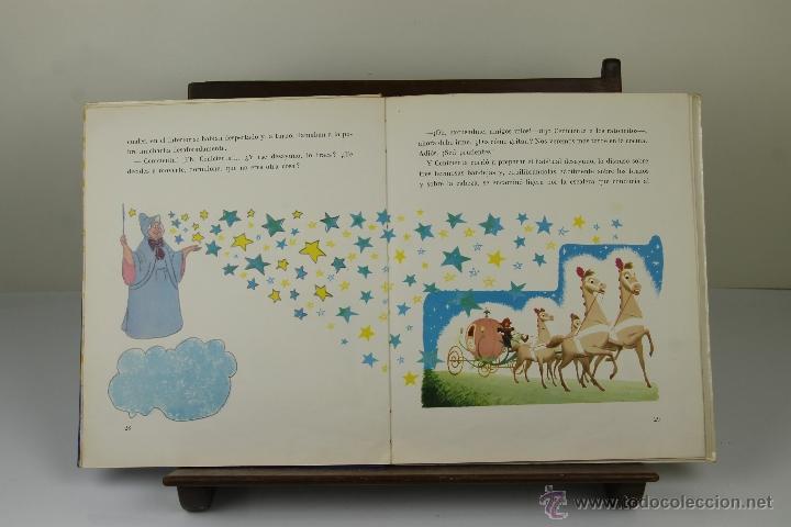 Cómics: 3926- LOTE DE 6 CUENTOS INFANTILES DE WALT DISNEY. EDIT. GAISA. 1968/1969. - Foto 4 - 39610245