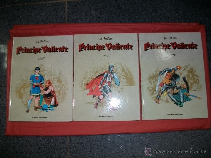 PRÍNCIPE VALIENTE PLANETA AGOSTINI (Tebeos y Comics - Buru-Lan - Principe Valiente)