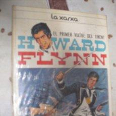 Cómics: HOWARD FLYNN EL PRIMER VIATGE DEL TINENT LA XARXA EN CATALAN. Lote 39624660
