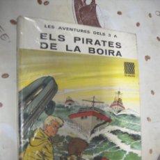 Cómics: ELS PIRATES DE LA BOIRA LA XARXA EN CATALAN. Lote 39624695