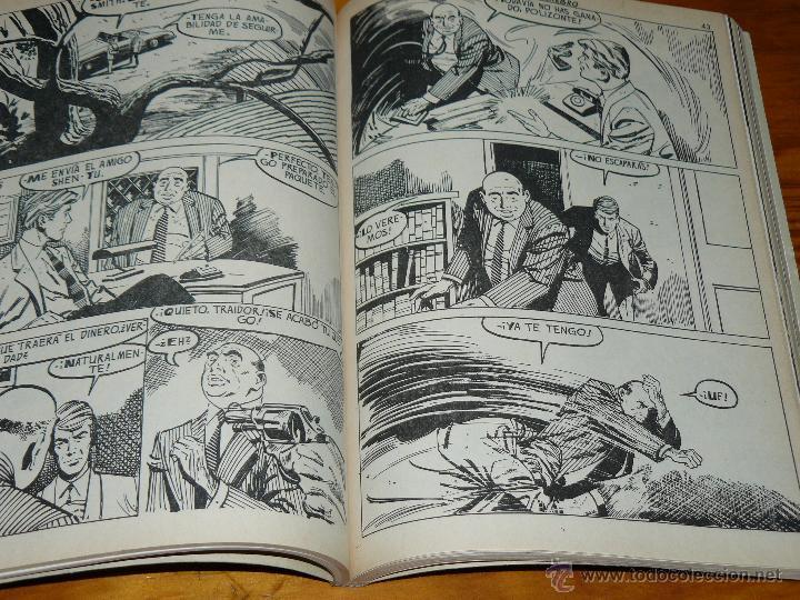 Cómics: TEBEOS-COMICS GOYO - AGENTE SECRETO - TOMO EXTRA - MAS DE 190 PAGS. *BB99 - Foto 2 - 39658703