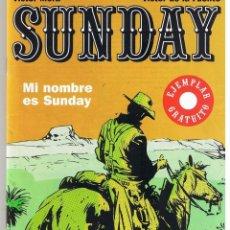 Cómics: SUNDAY. GLENAT. Lote 39689916