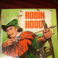 Cómics: ROBIN HOOD, COLECCIÓN RELATOS CLÁSICOS. Lote 39732695