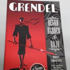 Comics - GRENDEL : NEGRO , BLANCO Y ROJO Nº 2 / MATT WAGNER / ASTIBERRI - 39746711