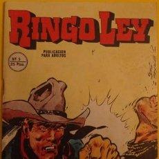 Cómics: RINGO LEY VIEJO ZORRO NO.5 1978 . Lote 39878032