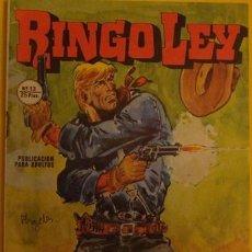 Cómics: RINGO LEY SIGUE TU CAMINO,VAQUERO N0.13 AÑO 1978. Lote 39878515