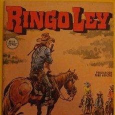 Cómics: RINGO LEY - ESPERAME EN TU FOSA NO.14 AÑO 1978. Lote 39878594