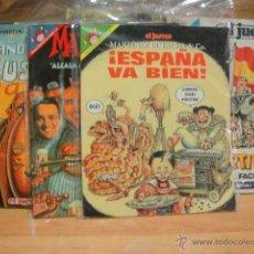 Cómics: LOTE MARTINEZ EL FACHA 8 NUMEROS - PENDONES DEL HUMOR. Lote 39906065