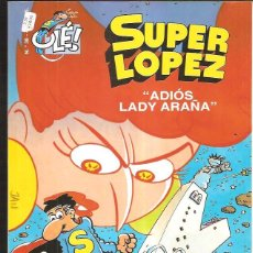 Cómics: SUPER LOPEZ 36. Lote 39939553