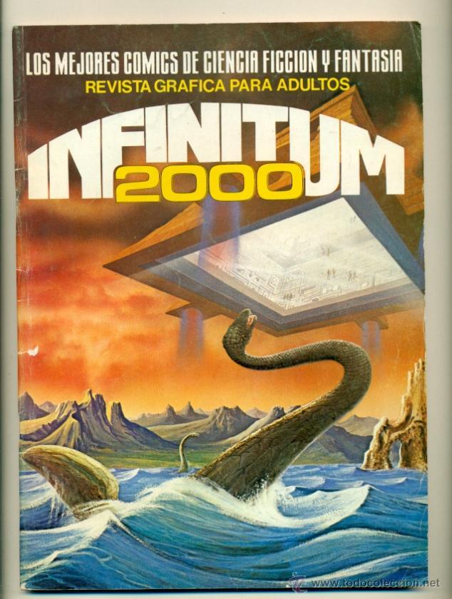 INFINITUM 2000 - Nº 29 - (Tebeos y Comics Pendientes de Clasificar)