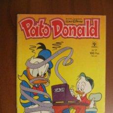 Cómics: PATO DONALD Nº7. EDITORIAL PRIMAVERA. Lote 40208453