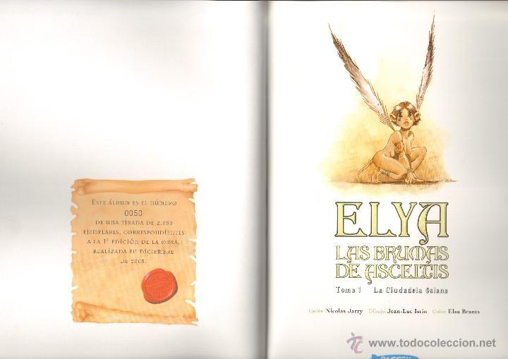 Cómics: ELYA - LAS BRUMAS DE ASCELTIS / Tomo 1 - Foto 2 - 40138807