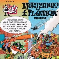 Cómics: MORTADELO Y FILEMON COLECCION OLE 92 TERRORISTAS. Lote 40150388
