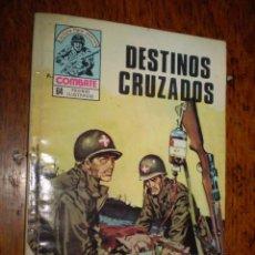 Cómics: COMIC DESTINOS CRUZADOS - COLECCION COMBATE Nº 229 - TEBEO BÉLICO - LECTURA PARA JOVENES -. Lote 40153240
