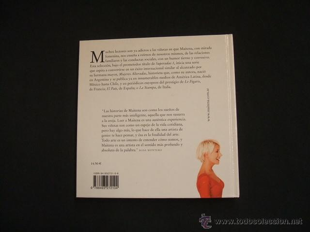 Cómics: MAITENA - SUPERADAS 1 - RQUER EDITORIAL - - Foto 3 - 40196318