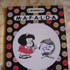 Cómics: EL MUNDO DE MAFALDA, ED. LUMEN, 1992. Lote 40216555