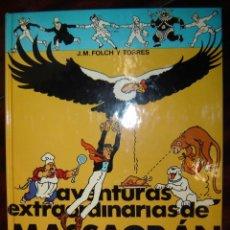 Cómics: AVENTURAS EXTRAORDINARIAS DE MASSAGRÁN, EDITORIAL CASALS 1ª EDICIÓN. Lote 40264391