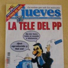 Cómics: REVISTA EL JUEVES Nº 1076 - 1998. Lote 40293463