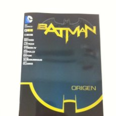 Batman 20 - Grapa - ecc ediciones