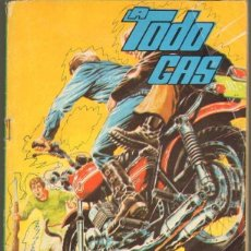 Cómics: TEBEOS-COMICS GOYO - A TODO GAS - Nº 9 - ED. VILMAR - ****+EE99. Lote 40500132