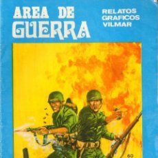 Cómics: TEBEOS-COMICS GOYO - AREA DE GUERRA - Nº 16 - TONIBAN Y OTROS - DIFICIL *AA99. Lote 40501472