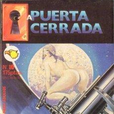 Cómics: TEBEOS-COMICS GOYO - A PUERTA CERRADA - Nº 10 - COMO NUEVO - DIFICIL *AA99. Lote 40501713
