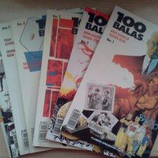 Cómics: 100 BALAS. Lote 40612716