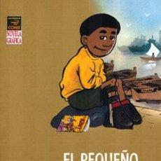 Cómics: EL PEQUEÑO POLLO DE FARID BOUDJELLAL EDITORIAL LA CÚPULA NOVELA GRÁFICA. Lote 40644377