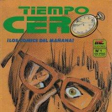 Cómics: TIEMPO CERO VOL.1 # 1 (MC EDICIONES,1987) - ALAN MOORE. Lote 40650765