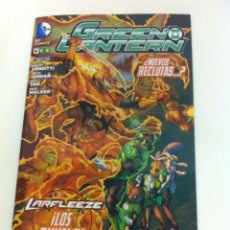 Green Lantern 21 - ECC EDICIONES