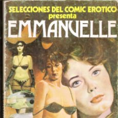 Cómics: TEBEOS-COMICS GOYO - EMMANUELLE - TOMO - ED. ACTUALES - 1977 - 188 PGS - *AA99. Lote 40805172